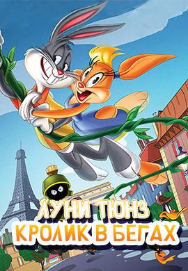 Постер к фильму Луни Тюнз: Кролик в бегах 2015