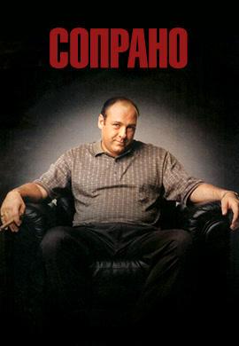 Постер к сериалу Сопрано. Сезон 1 1999