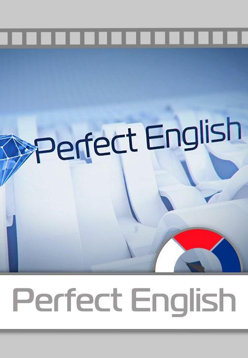 Постер к сериалу Perfect English 2015