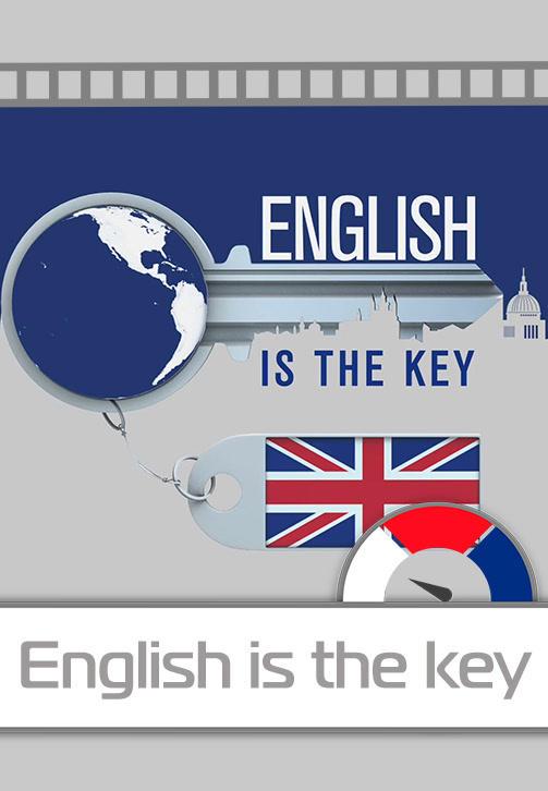 Постер к сериалу English is the Key 2015