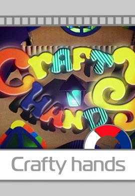 Постер к сериалу Crafty Hands. 1st season 2015