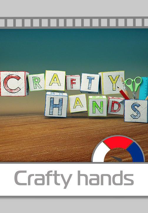 Постер к сериалу Crafty Hands 2nd season 2016