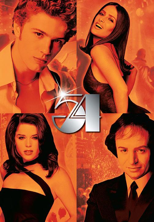 Постер к фильму Студия 54 1998