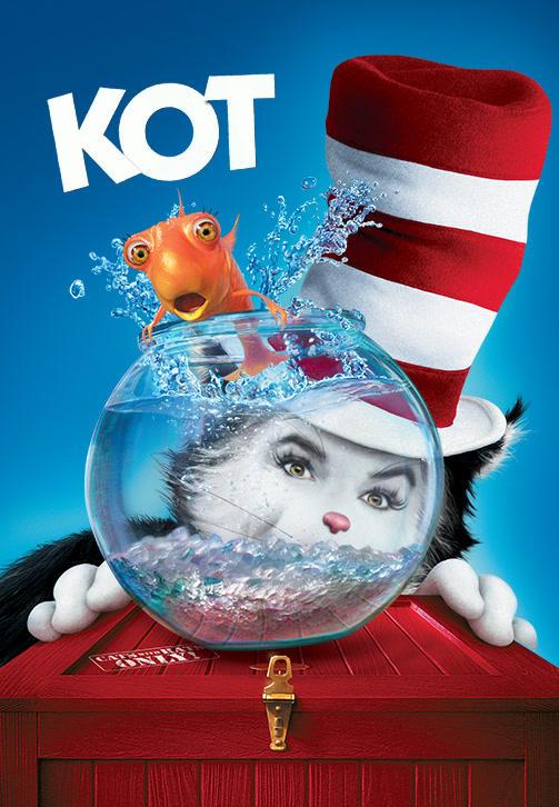 Постер к фильму Кот 2003