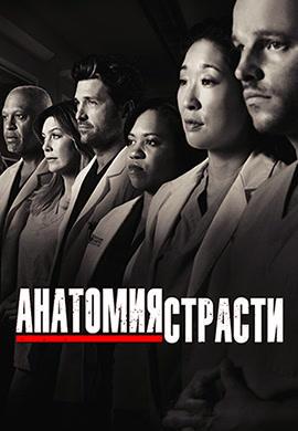 Постер к сериалу Анатомия страсти. Сезон 7 2010