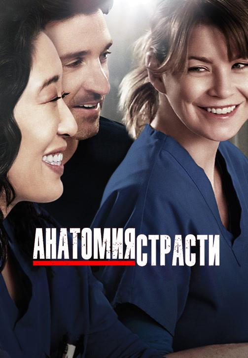 Постер к сериалу Анатомия страсти. Сезон 10 2013