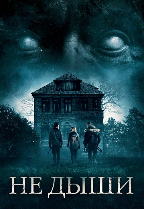 Постер к фильму Не дыши 2016