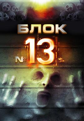 Постер к фильму Блок № 13 2014