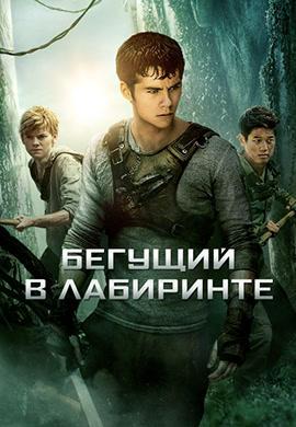 Постер к фильму Бегущий в лабиринте 2014