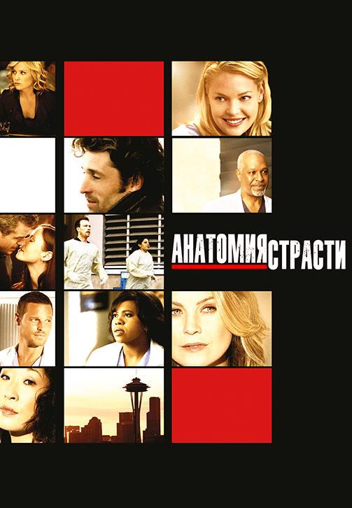 Постер к сериалу Анатомия страсти. Сезон 6. Серия 8 2009