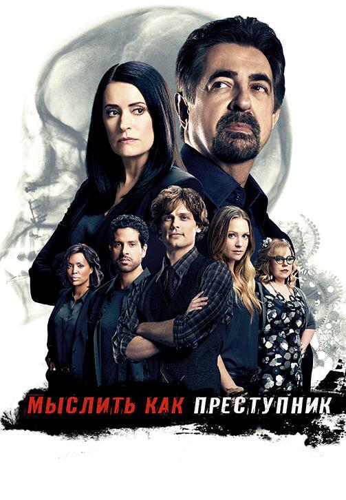 Постер к сериалу Мыслить как преступник. Сезон 12. Серия 20 2016