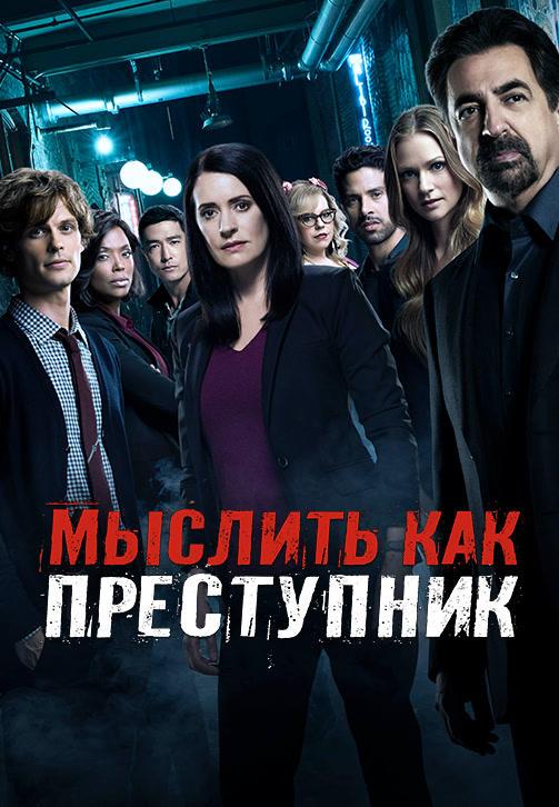 Постер к сериалу Мыслить как преступник. Сезон 13. Серия 19 2017