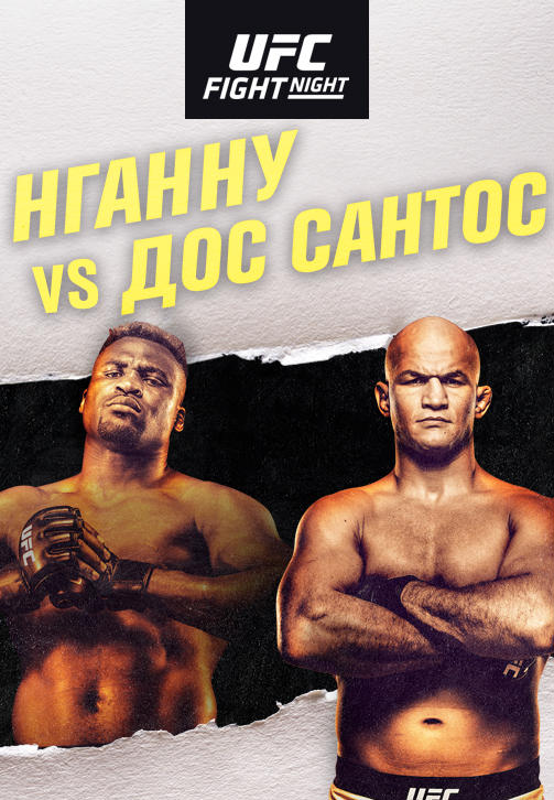 Постер к сериалу UFC Fight Night Minneapolis 2019