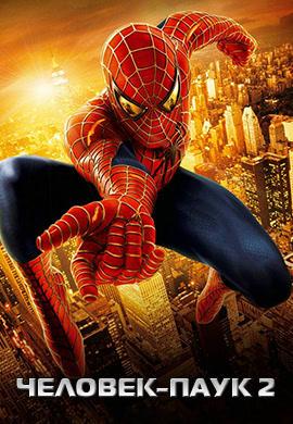 Постер к фильму Человек-паук 2 2004