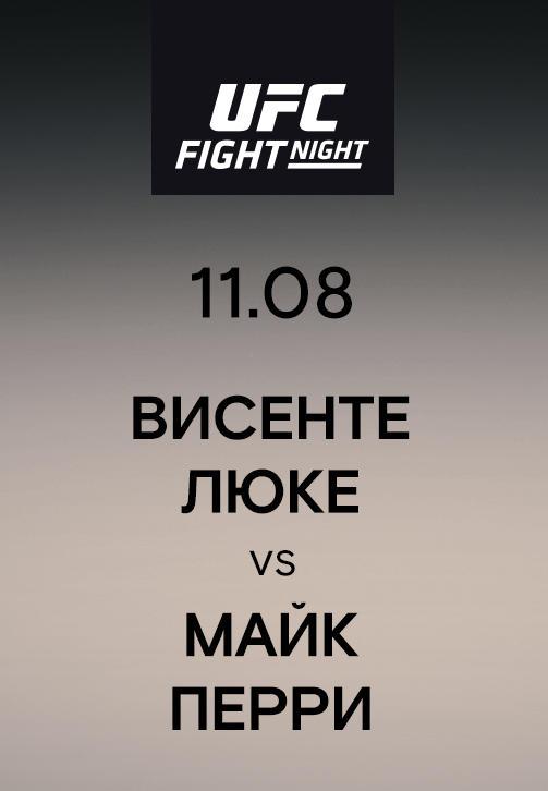 Постер к сериалу Висенте Люке vs Майк Перри 2019