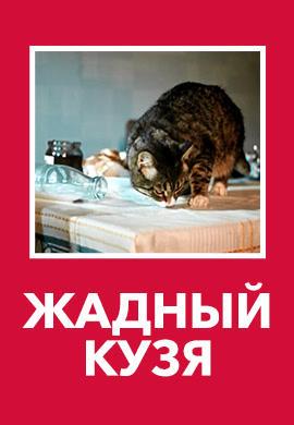 Постер к фильму Жадный Кузя 1969