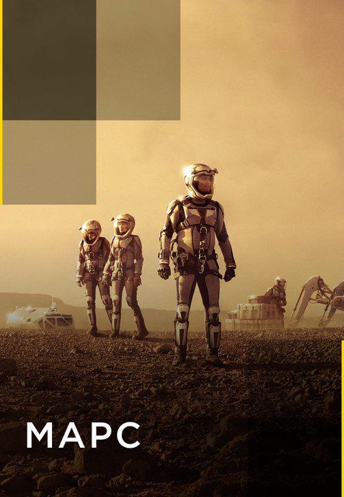 Постер к сериалу Марс. Сезон 1. Серия 4 2016
