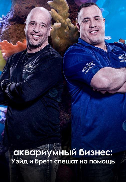 Постер к фильму Аквариумный бизнес: Уэйд и Бретт спешат на помощь 2018
