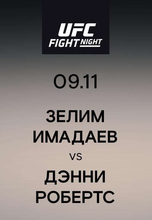 Постер к сериалу Зелим Имадаев vs Дэнни Робертс 2019