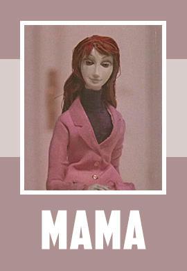 Постер к мультфильму Мама (1972) 1972