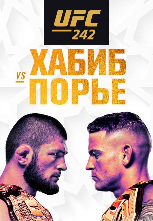 Постер к сериалу Хабиб Нурмагомедов vs Дастин Порье 2019