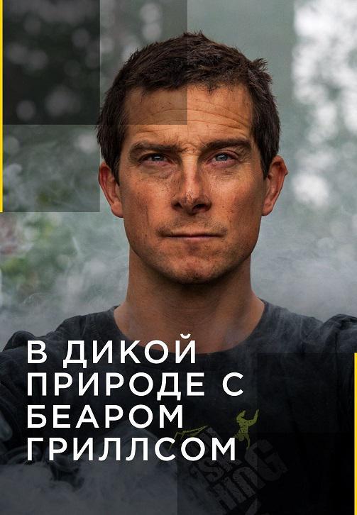 Постер к сериалу В дикой природе с Беаром Гриллсом 2020