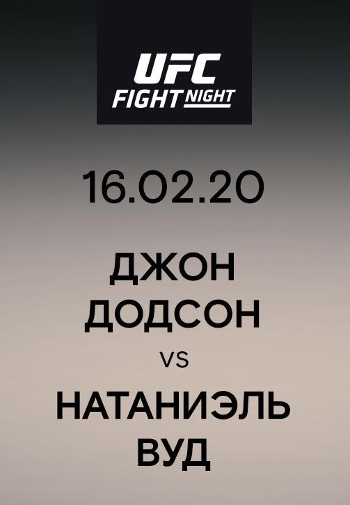 Постер к сериалу Джон Додсон vs Натаниэль Вуд 2020