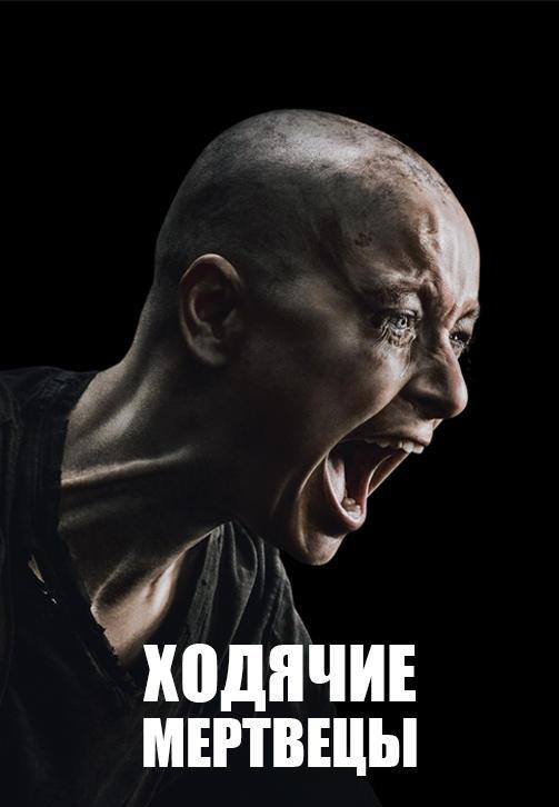Постер к сериалу Ходячие мертвецы 2010