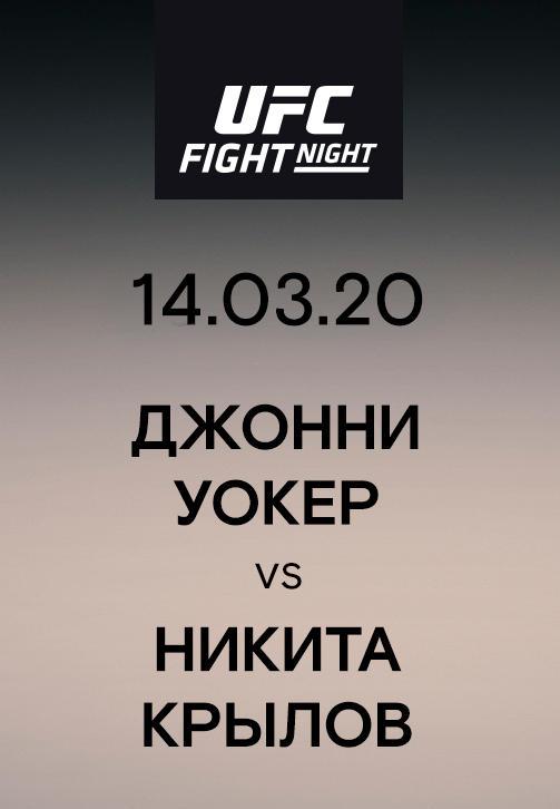 Постер к сериалу Джонни Уокер vs Никита Крылов 2020
