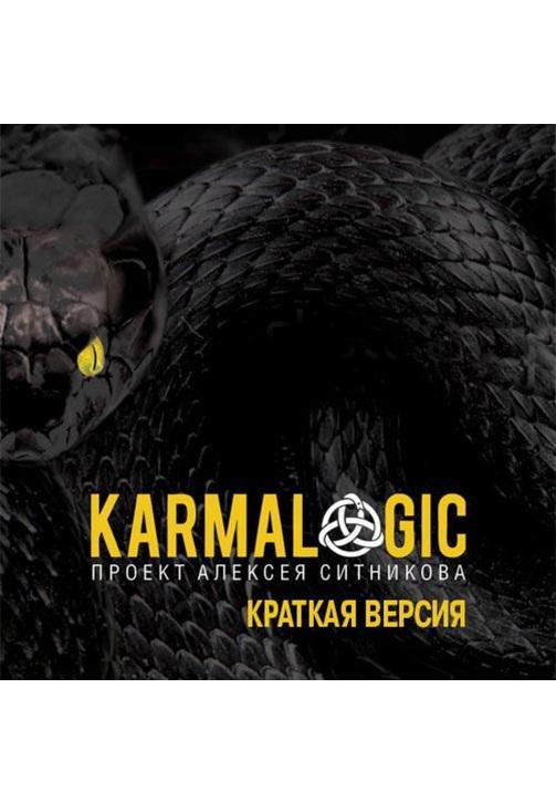 Постер к фильму Karmalogic. Краткая версия. Алексей Ситников 2020