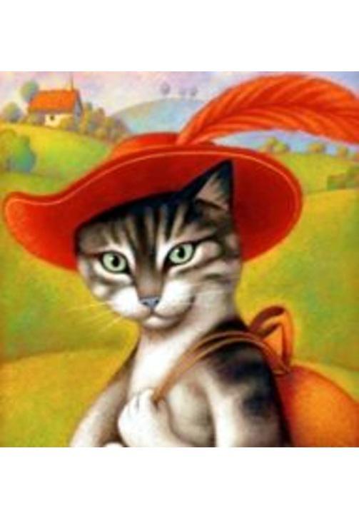 Постер к фильму Кот в сапогах. Шарль Перро 2020