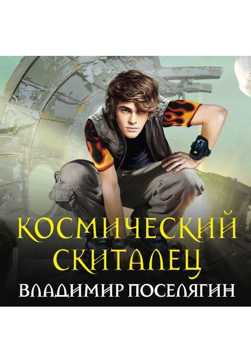 Постер к фильму Космический скиталец. Владимир Поселягин 2020