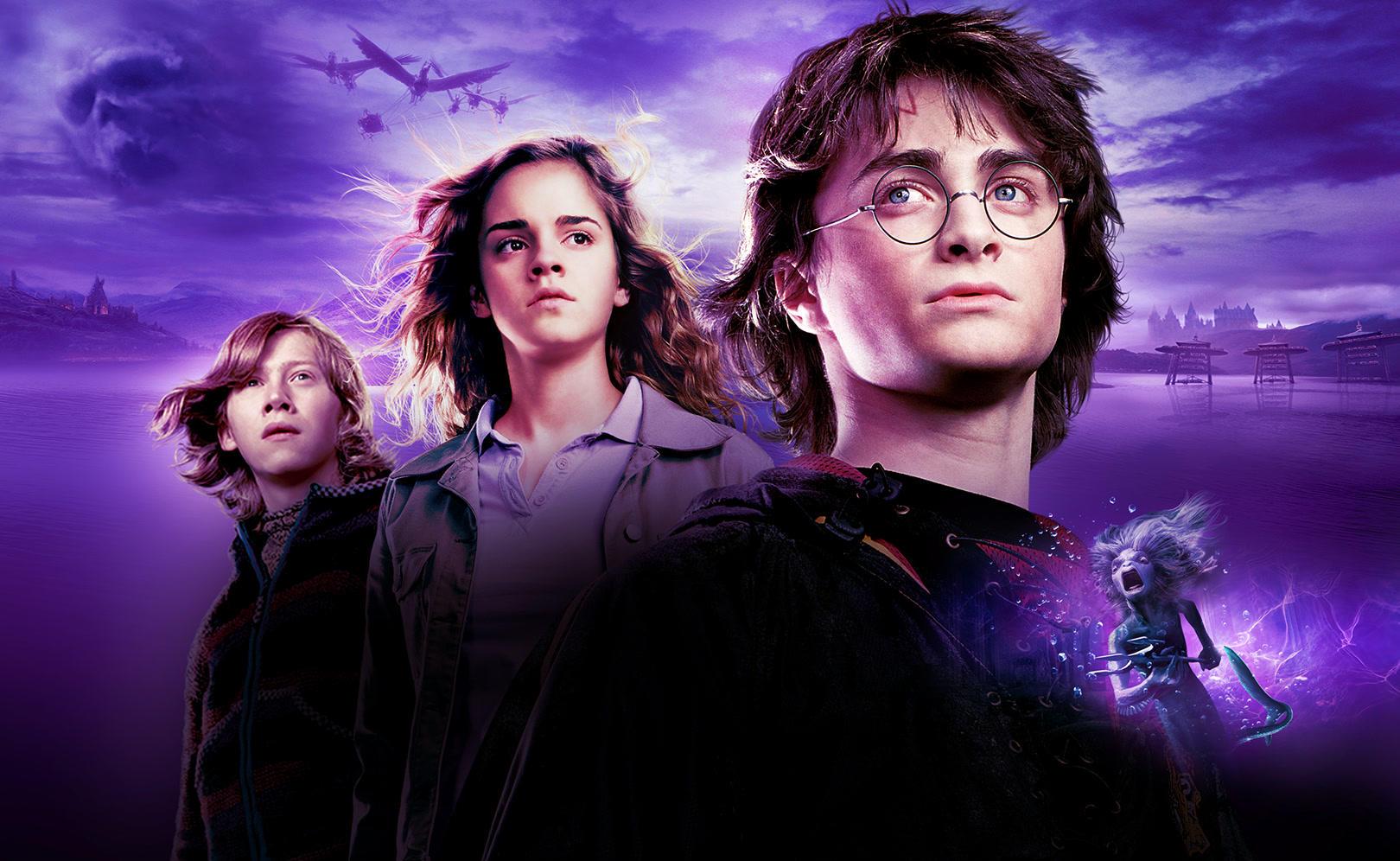 Гарри Поттер и Кубок Огня смотреть онлайн на Wink в ...