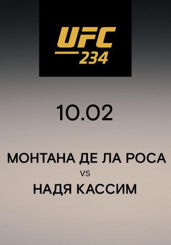 Постер к сериалу Монтана Де Ла Роса vs Надя Кассим 2019