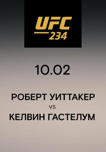 Постер к сериалу Роберт Уиттакер vs Келвин Гастелум 2019